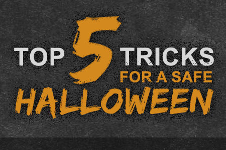 Top 5 tips for a Happy Halloween